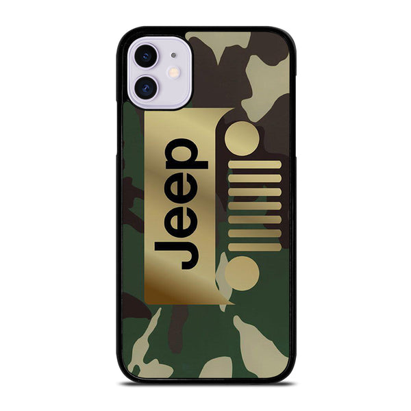 JEEP GRILL LOGO iPhone 11 Case