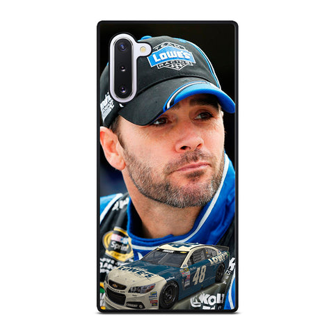 JIMMIE JOHNSON NASCAR #2 Samsung Galaxy Note 10 Case