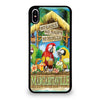 JIMMY BUFFETS MARGARITAVILLE #1 iPhone XS Max Case
