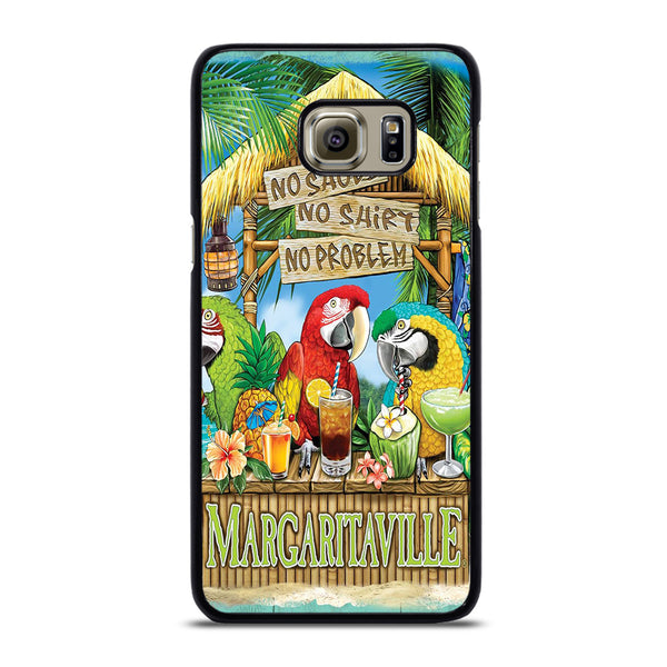 JIMMY BUFFETS MARGARITAVILLE #1 Samsung Galaxy S6 Edge Plus Case