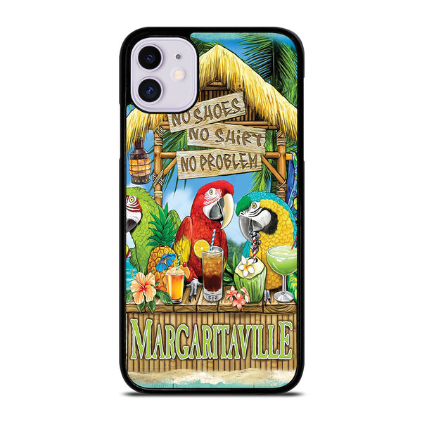 JIMMY BUFFETS MARGARITAVILLE #1 iPhone 11 Case