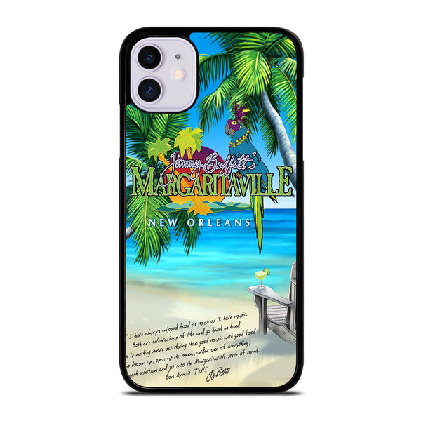 JIMMY BUFFETS MARGARITAVILLE #2 iPhone 11 Case