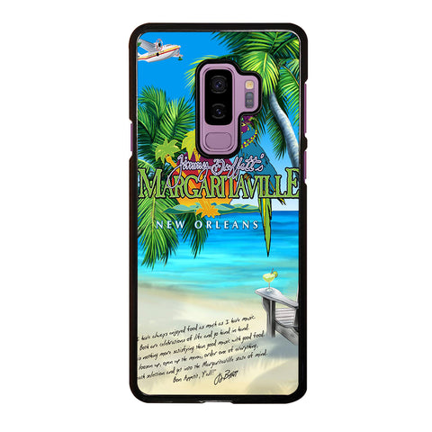 JIMMY BUFFETS MARGARITAVILLE #2 Samsung Galaxy S9 Plus Case