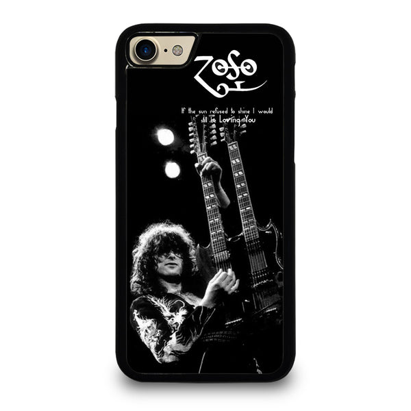 JIMMY PAGE LED ZEPPELIN #1 iPhone 7 / 8 Case
