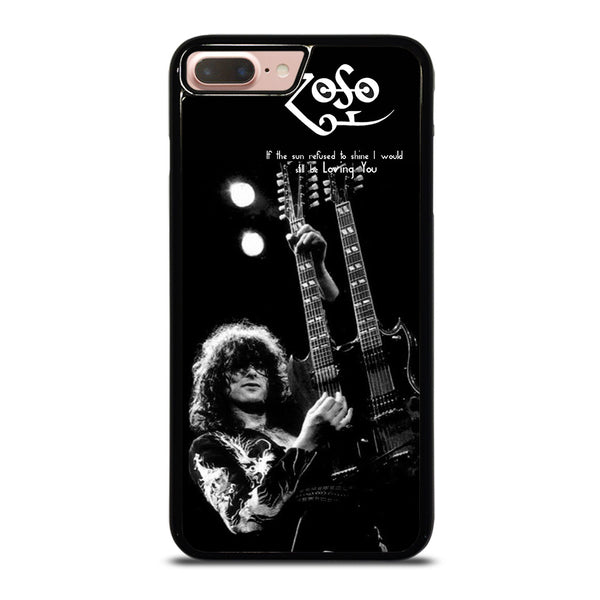 JIMMY PAGE LED ZEPPELIN #1 iPhone 7 / 8 Plus Case