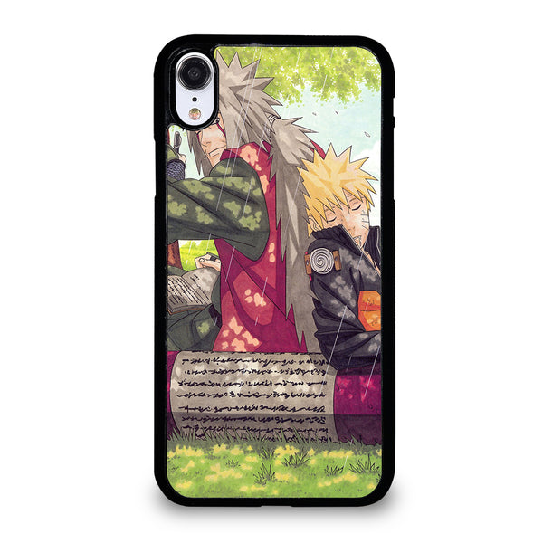 JIRAIYA AND NARUTO iPhone XR Case
