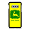 JOHN DEERE WITH TRACTOR #2 Samsung Galaxy S10 e Case