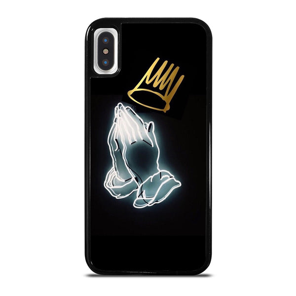 J COLE AND DRAKE iPhone X / XS Case