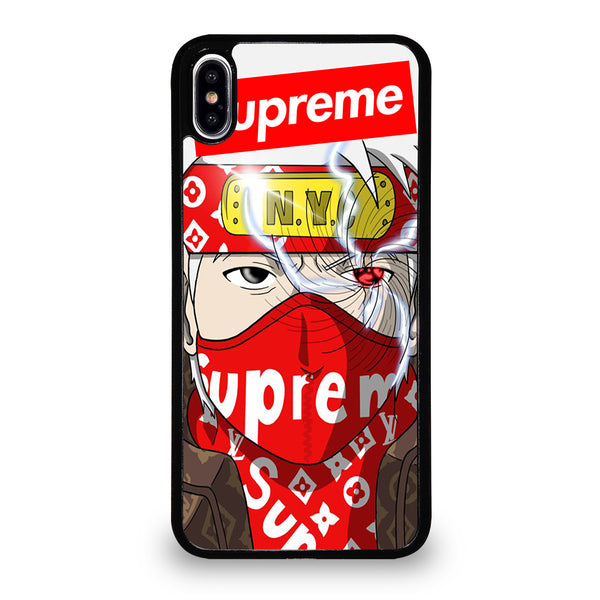 KAKASHI NARUTO FACE iPhone XS Max Case
