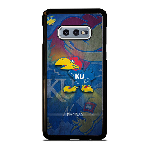KANSAS JAYHAWKS 1 Samsung Galaxy Case
