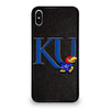 KANSAS JAYHAWKS #3 iPhone XS Max Case