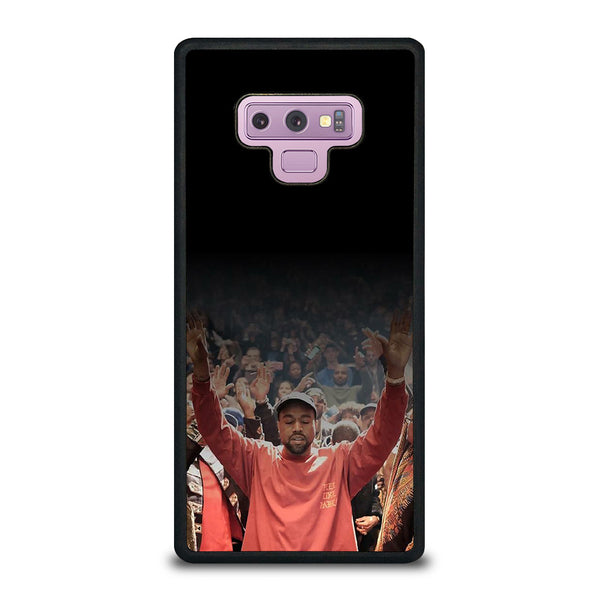 KANYE WEST HOLDING Samsung Galaxy Note 9 Case