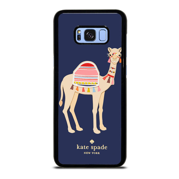 KATE SPADE CAMEL APPLIQUE Samsung Galaxy S8 Plus Case