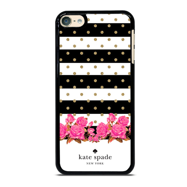 KATE SPADE FLORAL POLKADOTS #1 iPod Touch 6 Case