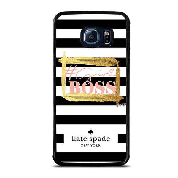 KATE SPADE GIRL BOSS Samsung Galaxy S6 Edge Case