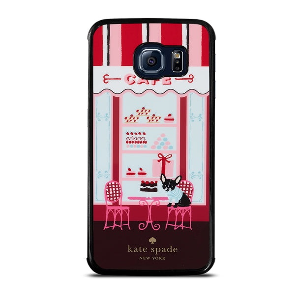 KATE SPADE NEW YORK CAFE Samsung Galaxy S6 Edge Case
