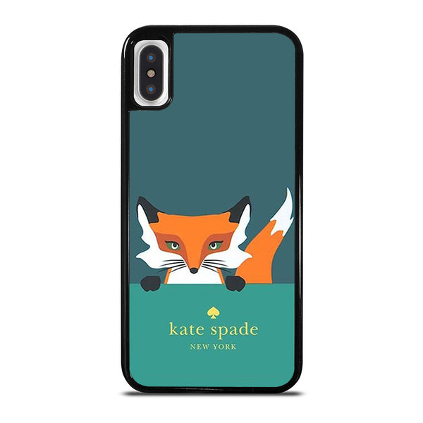 KATE SPADE NOVELTY FOX iPhone X / XS Case