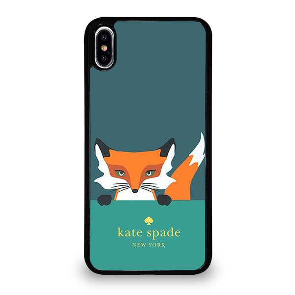 KATE SPADE NOVELTY FOX iPhone XS Max Case