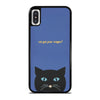 KATE SPADE RESIN CAT iPhone X / XS Case