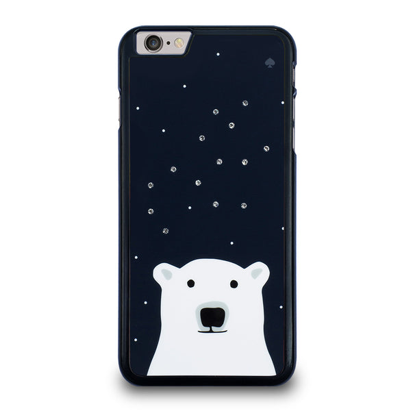 KATE SPADE SPARKLE POLAR BEAR iPhone 6 / 6S Plus Case