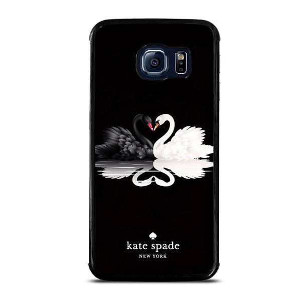 KATE SPADE SWAN #1 Samsung Galaxy S6 Edge Case