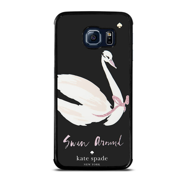 KATE SPADE SWAN Samsung Galaxy S6 Edge Case