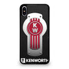 KENWORTH TRUCK LOGO iPhone XS Max Case