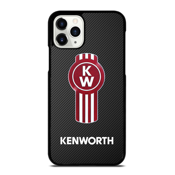 KENWORTH TRUCK LOGO CARBON #1 iPhone 11 Pro Case