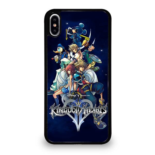 KINGDOM HEARTS DISNEY iPhone XS Max Case