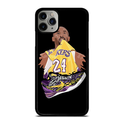 KOBE BRYANT 4 iPhone 11 Pro Max Case