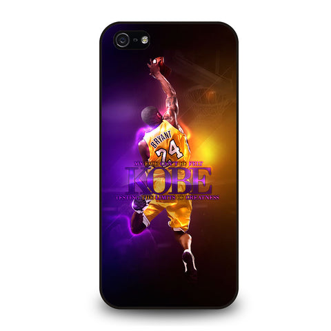 KOBE BRYANT DUNK iPhone 5/5S/SE Case