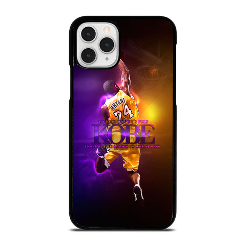 KOBE BRYANT DUNK iPhone 11 Pro Case
