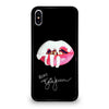KYLIE JENNER LIPS iPhone XS Max Case