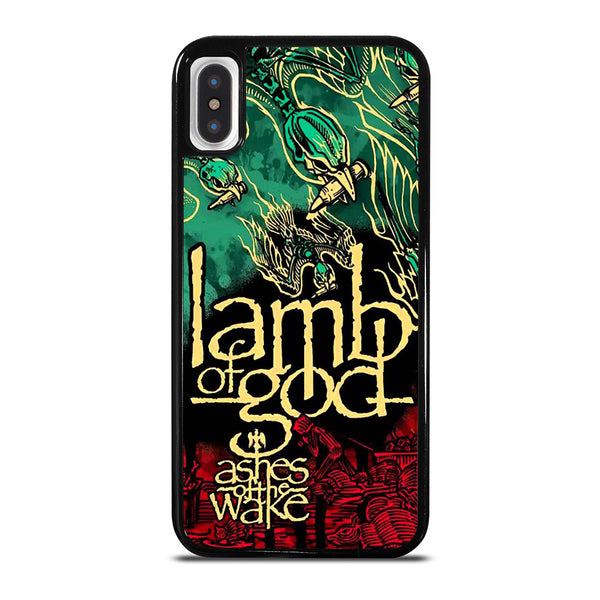 LAMB OF GOD iPhone X / XS Case