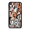 LANA DEL REY COLLAGE iPhone XR Case