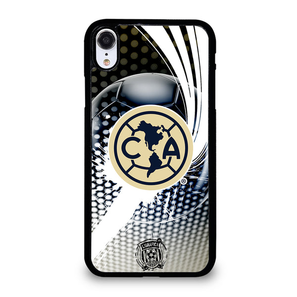 LAS AGUILAS CLUB AMERICA #3 iPhone XR Case