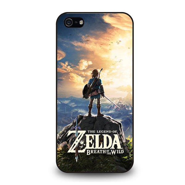 LEGEND OF ZELDA iPhone 5/5S/SE Case