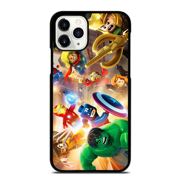 LEGO MARVEL SUPER HEROES iPhone 11 Pro Case
