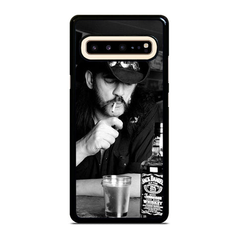 LEMMY WHISKY BOTTLE MOTORHEAD Samsung Galaxy S10 5G Case