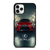 LEXUS RED CAR LOGO #1 iPhone 11 Pro Case