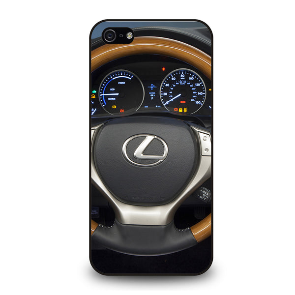 LEXUS STEERING WHEEL iPhone 5/5S/SE Case