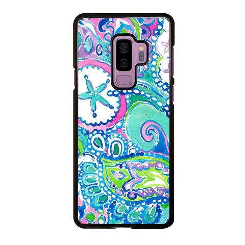 LILLY PULITZER STAR Samsung Galaxy S9 Plus Case