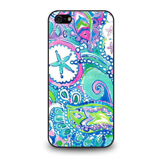 LILLY PULITZER STAR iPhone 5/5S/SE Case