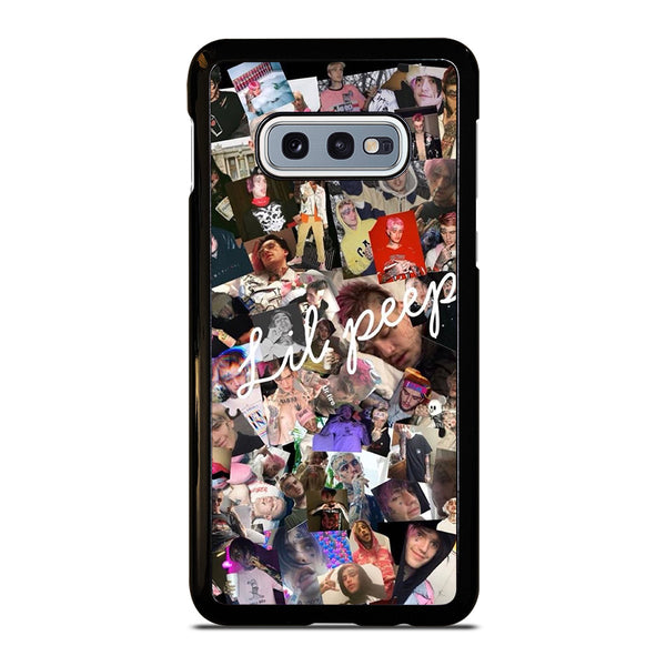 LIL PEEP COLLAGE Samsung Galaxy Case