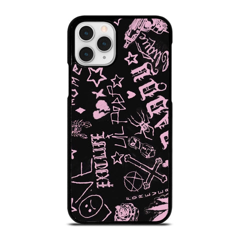 LIL PEEP LIFE IS BEAUTIFUL 1 iPhone 11 Pro Case