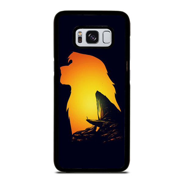 LION KING PRIDE ROCK Samsung Galaxy S8 Case