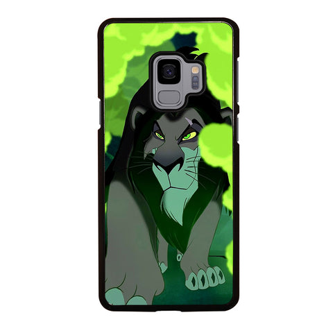 LION KING SCAR MUFASA DISNEY Samsung Galaxy S9 Case