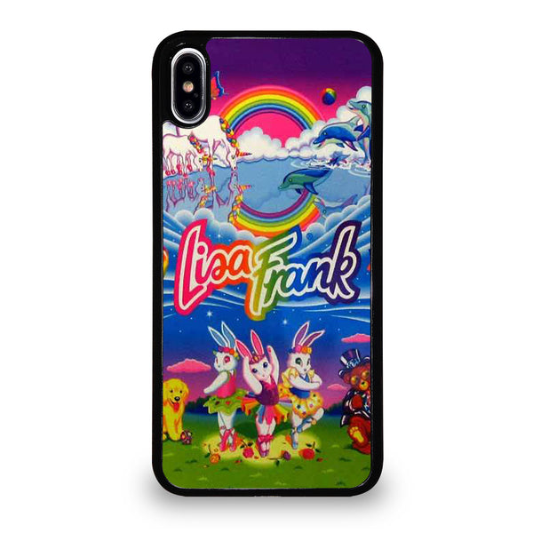 LISA FRANK LOGO #1 iPhone XS Max Case