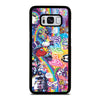 LISA FRANK MAKEUP COLLABORATION Samsung Galaxy S8 Case