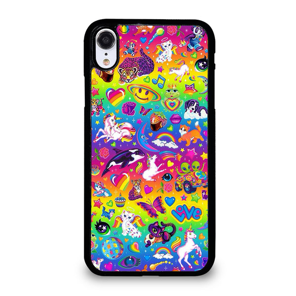 LISA FRANK SWAG iPhone XR Case